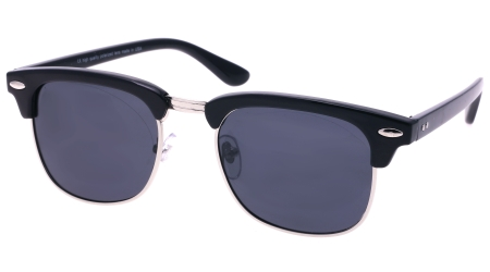POL0310 Black - Grey lenses  (111505)