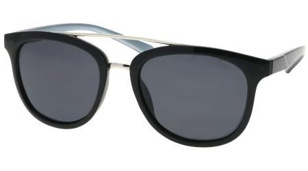 POL0636 Black - Grey lenses  (111509)