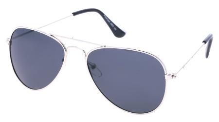 POLK0370 Silver - Grey lenses  (111516)