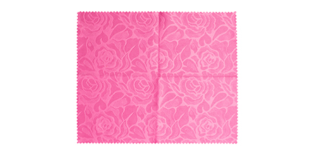 ROLL EMBO ROSES Pink (127272)