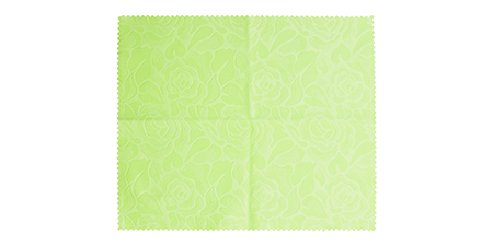 ROLL EMBO ROSES Green (127273)