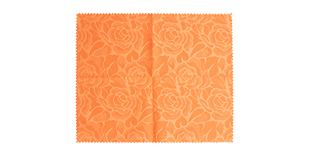 ROLL EMBO ROSES Orange (127274)