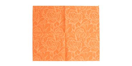 ROLL EMBO ROSES Orange (127274)