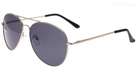 A10312 Silver - Grey lenses  (138268)
