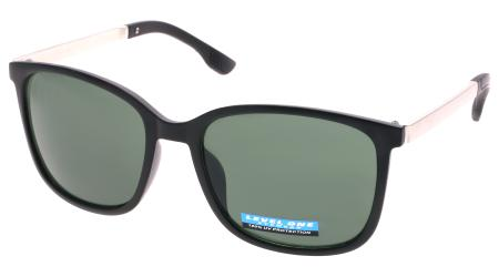 L2139 Black - Green lenses  (138308)