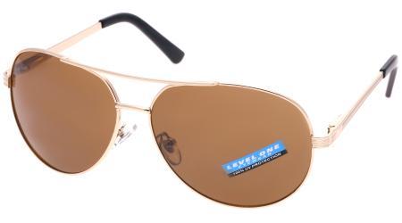L1350 Gold - Brown lenses  (138311)