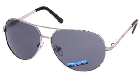 L1350 Silver - Grey lenses  (138313)