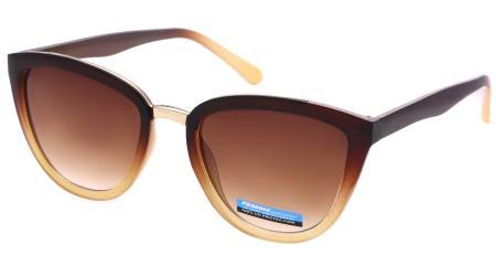 L6254 Brown - Brown lenses  (138315)