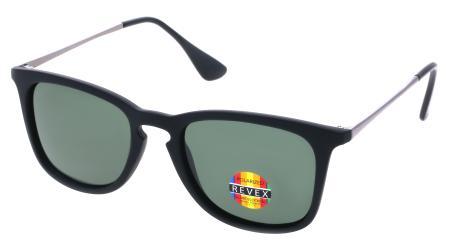POL0235 Black - Green lenses  (188779)