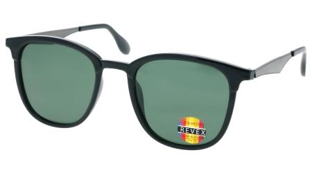 POL2003 Black - Green lenses  (188788)