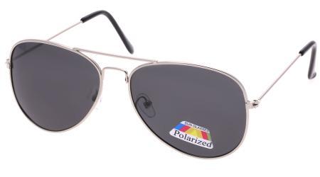 A80001 Silver - Grey lenses  (188808)