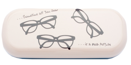 Metal Case Eyeglasses (189446)