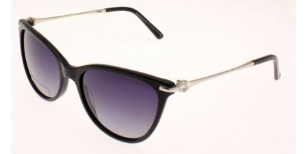 6201JLB C2 Black-Silver - Grey lenses  (202488)