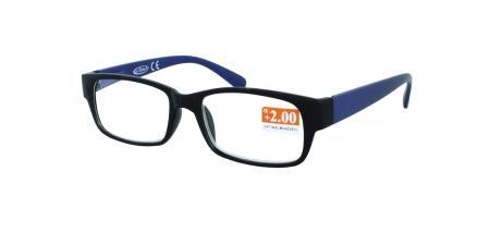 PR-P12773 fekete-kék +1.0 (86576)
