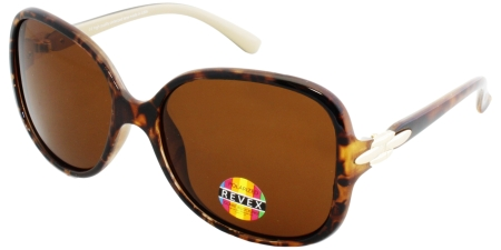 POL0631 Ocelot brown - Brown lenses  (96171)
