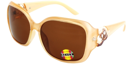 POL0628 Yellow - Brown lenses  (96176)