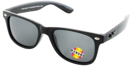 POL0407 Black - Grey lenses  (96187)