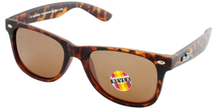 POL0407 Ocelot Brown - Brown lenses  (96189)