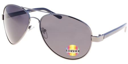 POL0178 Gun - Grey lenses  (96220)