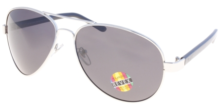 POL0178 Silver - Grey lenses  (96221)