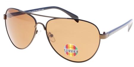 POL0177 Gun - Brown lenses  (96230)
